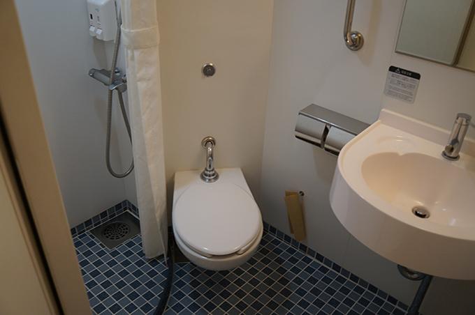 ニューいしかり 一等和室 トイレ・シャワールーム