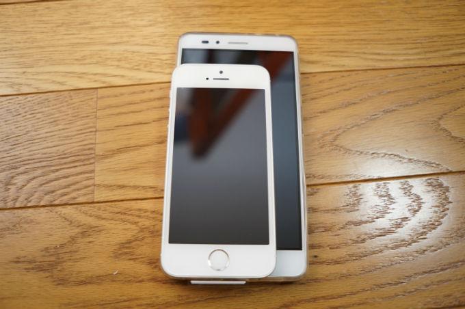 iPhoneSE GR5 比較