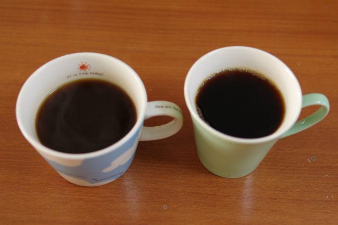 コーノ キントー コーヒーカラフェ 比較