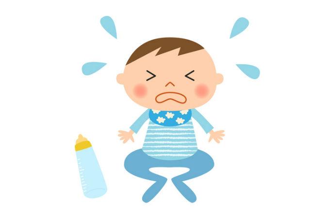 赤ちゃん インフルエンザ